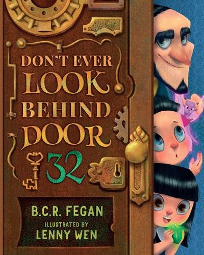 Door 32 Cover